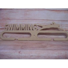 6mm Thick MDF Swimming Medal holder
