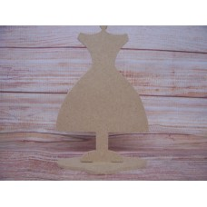 4mm  MDF Standing Dress on stand