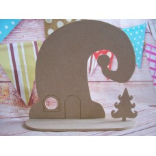 4mm MDF Large ELF house 200 mm wide