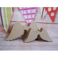 4mm MDF Angel wings 150mm