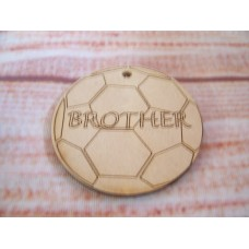 MDF Brother Football 50mm