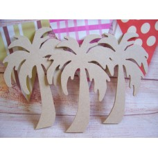 4mm MDF Palm Tree
