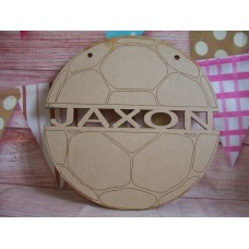 Personalised Football 190mm