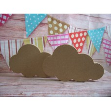 18mm MDF Freestanding Cloud 150mm