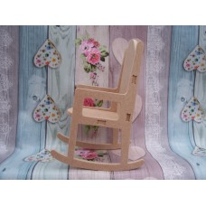 4mm MDF Rocking Chair kit