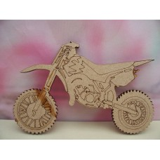 Motor Bike 100mm size