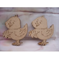 Chick MDF 40mm Pack of 5
