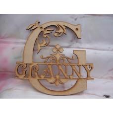 Monogram Granny 150mm