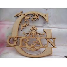 Monogram Gran 150mm