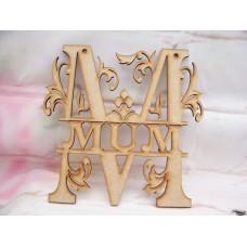 Monogram Mum 150mm