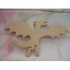4mm MDF Dragon starts at 150mm