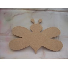 4mm MDF Bee Starts at 100mm