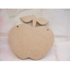 MDF Apple Bunting starts at 50mm