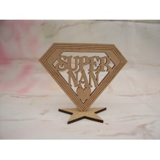 SUPER NAN Plaque 100mm