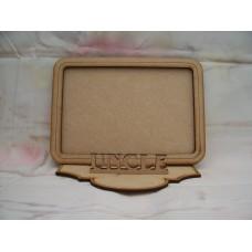 Uncle Photo frame kit