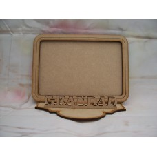 Grandad Photo frame Kit