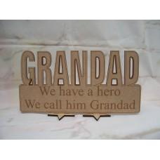We have a Hero Grandad