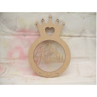 Our Princess Crown Bauble
