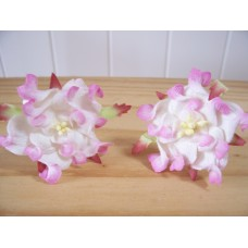 Gardenias Pink and White Pack Of 5