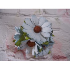 Daisy  Blue Pack Of 10