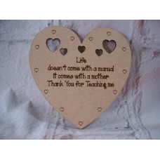 Sentiment heart Life Doesn't (MothersDay)