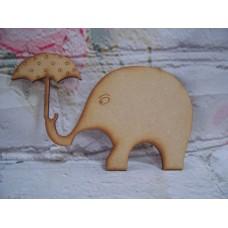 Baby Shower elephant varied sizes