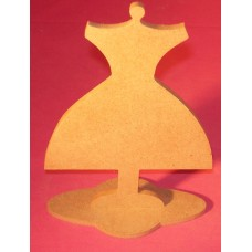 4mm Thick MDF Standing Dress on stand