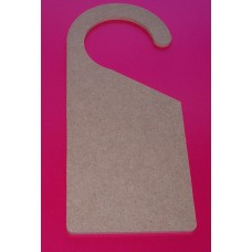 4mm MDF Door Hanger design 2  QTY 5
