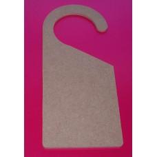 4mm MDF Door Hanger design 2