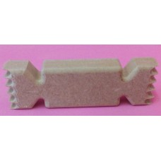 18mm Thick MDF Cracker starts at 100mm long  in size