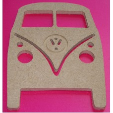 MDF VW Camper Van Front 150mm tall pack of 2