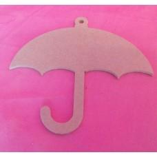4mm MDF  Umbrella   150mm