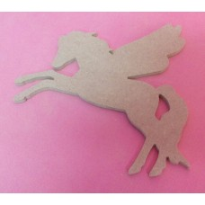 4mm MDF Pegasus size 100mm pack of 3