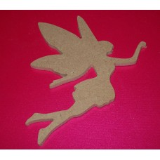 4mm Thick MDF  Flying Fairy 90mm