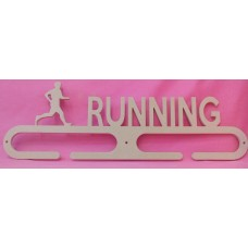 6mm Thick Running medal holder