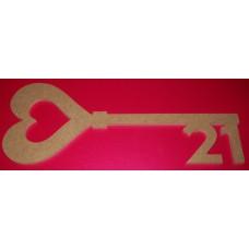 MDF 21 Key
