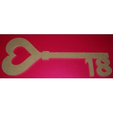 MDF 18 Key
