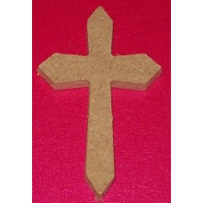 MDF Pointed end cross