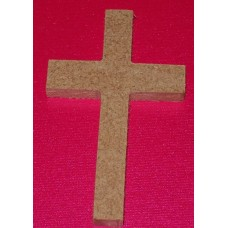 MDF Plain Cross