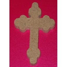 MDF Ornate Cross