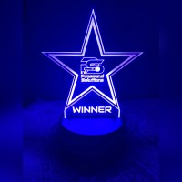 LED lamp award
