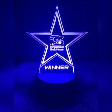 LED lamp award