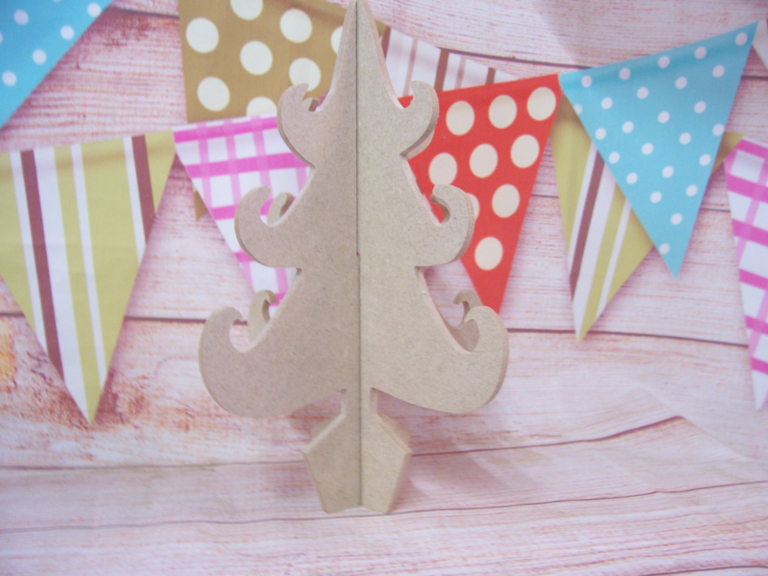 Christmas Wording pack of 5 Christmas craft ideas Christmas mdf wooden letters